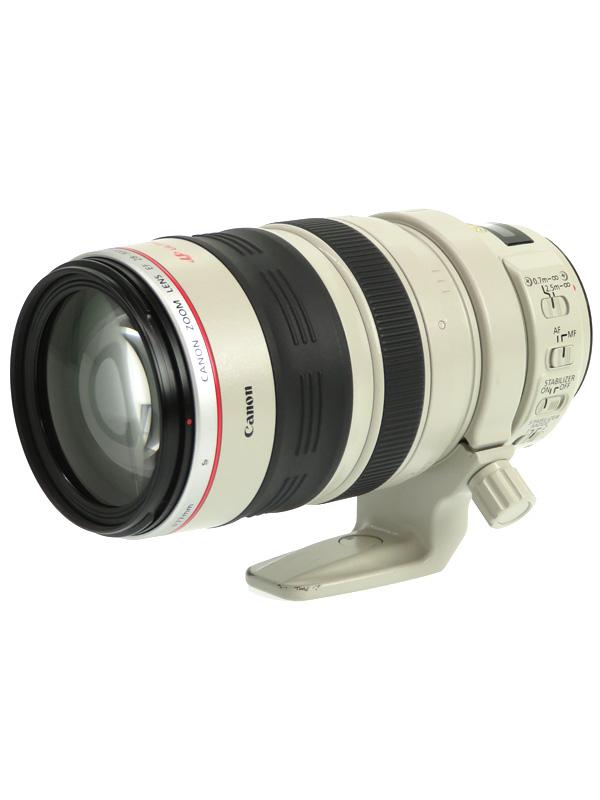 【Canon】キヤノン『EF28-300mm F3.5-5.6L IS USM』EF28-300LIS 一眼レフカメラ用レンズ 1週間保証【中古】b03e/h11B