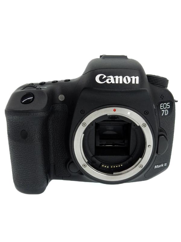 【Canon】【2014年発売】キヤノン『EOS 7D MarkII ボディ』EOS7DMK2 デジタル一眼レフカメラ 1週間保証【中古】b02e/h02AB