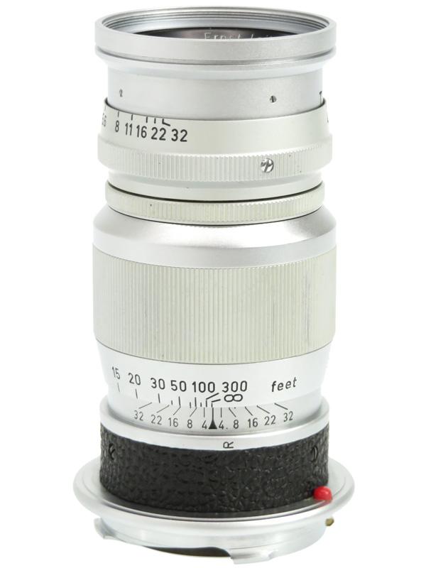 【Leica】ライカ『エルマー90mmF4』レンジファインダーカメラ用レンズ 1週間保証【中古】b03e/h06B
