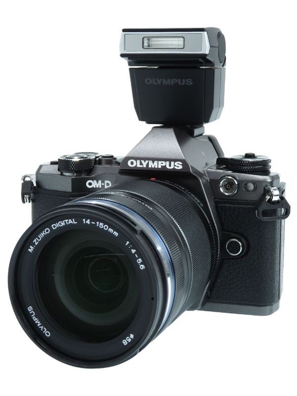 【OLYMPUS】オリンパス『OLYMPUS OM-D E-M5 Mark II Limited Edition Kit』チタニウムカラー 1605万画素 SDXC ミラーレス一眼カメラ 1週間保証【中古】b02e/h03AB