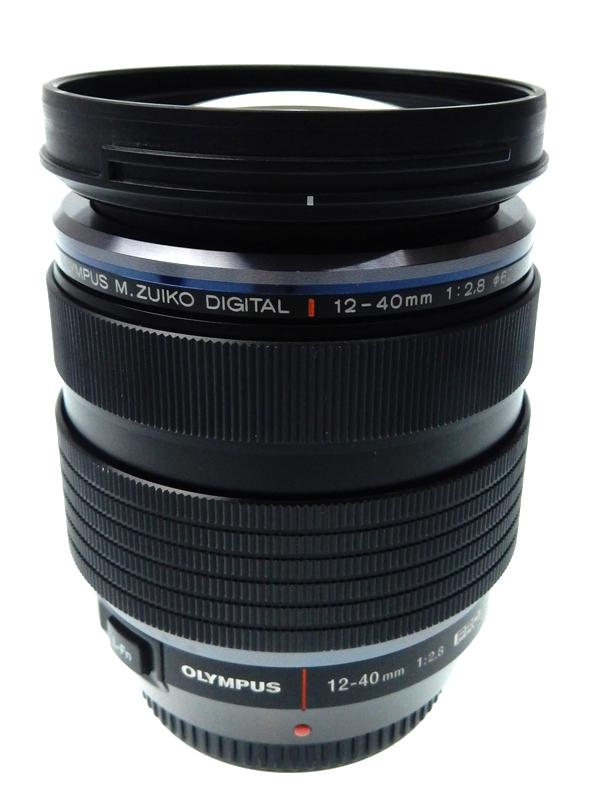 【OLYMPUS】オリンパス『M.ZUIKO DIGITAL ED 12-40mm F2.8 PRO』防塵・防滴・耐低温性能 24-80mm相当 デジタル一眼カメラ用レンズ 1週間保証【中古】b02e/h03B