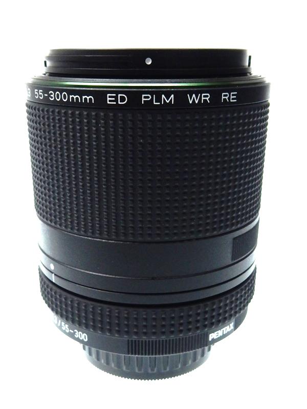 【RICOH】リコー『HD PENTAX-DA 55-300mmF4.5-6.3ED PLM WR RE』APS-C 小型望遠ズーム Kマウントレンズ レンズ 1週間保証【中古】b02e/h03AB