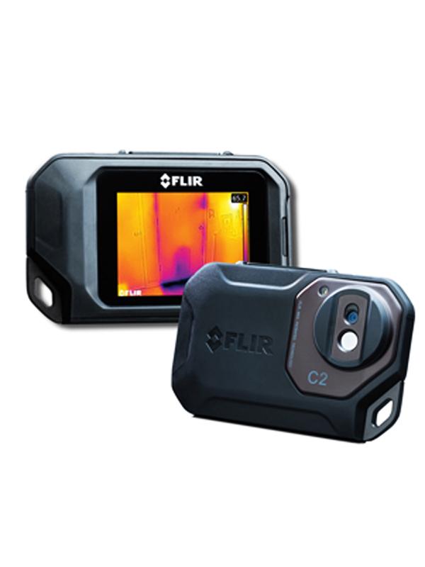【FLIR】『フリアー 超高性能 携帯型サーモグラフィーカメラ コンパクトサイズ』C2 サーモグラフィカメラ 1週間保証【新品】b00e/N