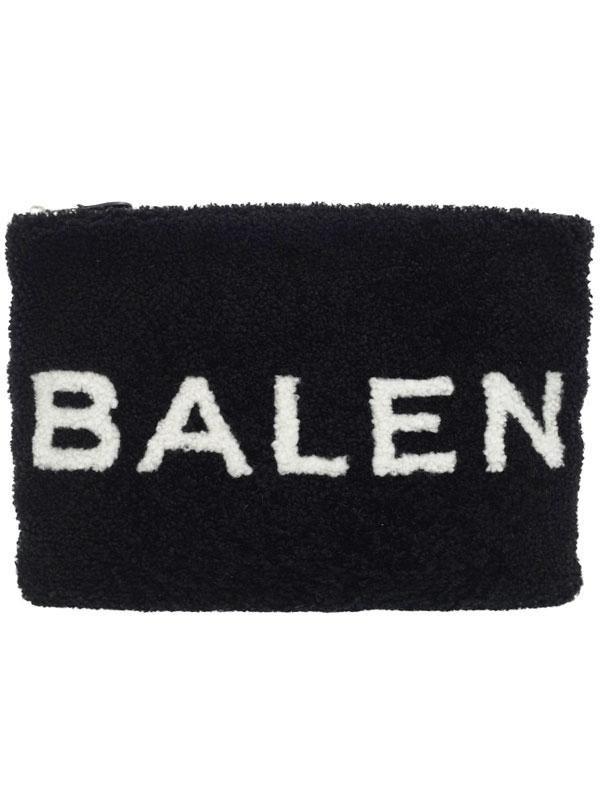 【BALENCIAGA】バレンシアガ『シアリングポーチ』492681 レディース クラッチバッグ 1週間保証【中古】b01b/h08A