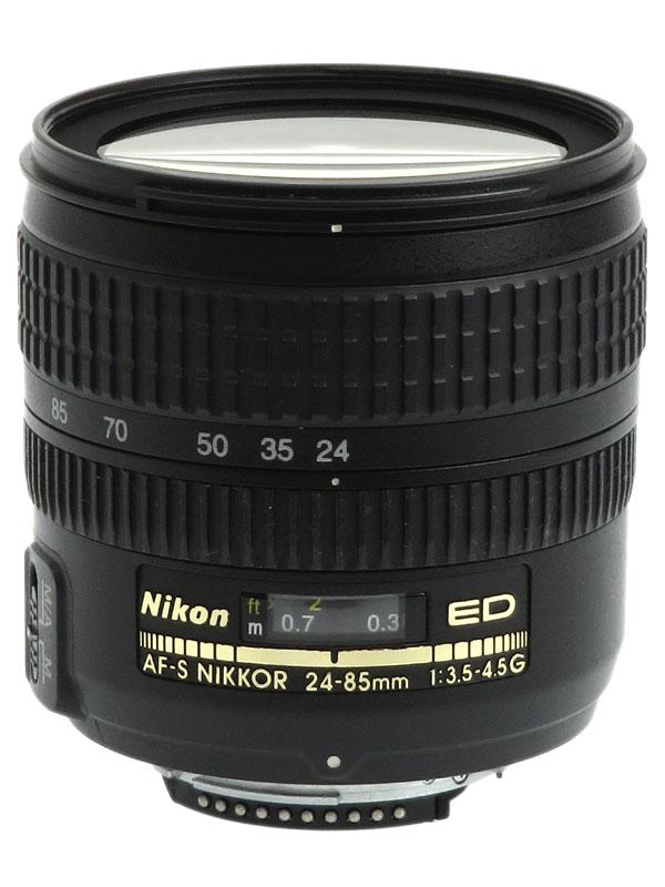 【Nikon】ニコン『AF-S Zoom Nikkor 24-85mm F3.5-4.5G(IF)』標準ズーム 一眼レフカメラ用レンズ 1週間保証【中古】b03e/h20B