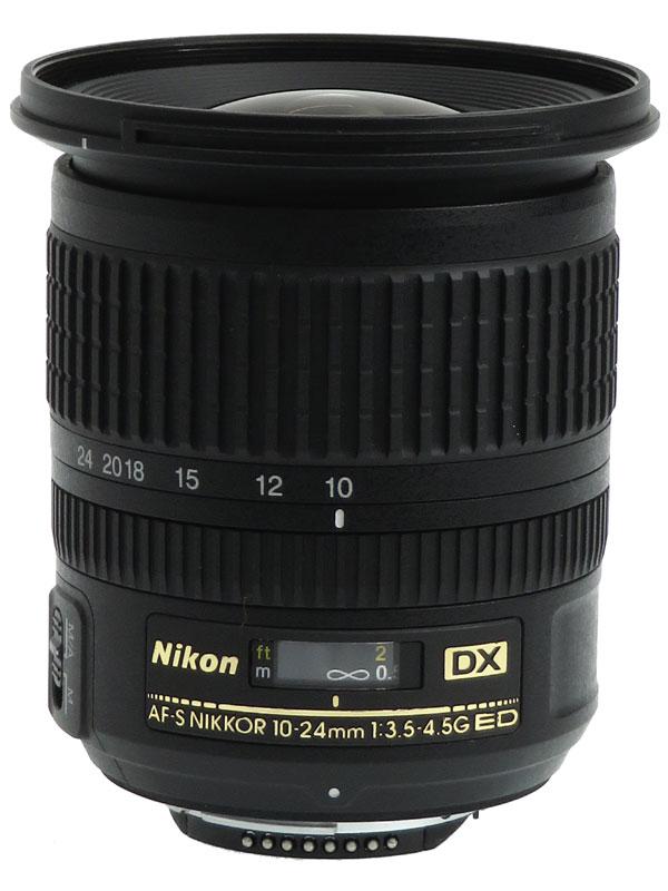 【Nikon】ニコン『AF-S DX NIKKOR 10-24mm f/3.5-4.5G ED』15-36mm相当 デジタル一眼レフカメラ用レンズ 1週間保証【中古】b03e/h07AB
