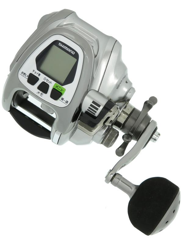 【SHIMANO】シマノ『12フォースマスター2000MK』02906 2012年モデル 船釣り用 電動リール 1週間保証【中古】b05e/h10B