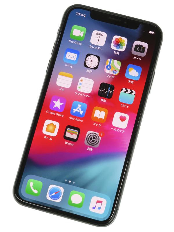 【Apple】【Softbankのみ】アップル『iPhone X(テン) 64GB Softbank』MQAX2J/A スマートフォン 1週間保証【中古】b02e/h09AB