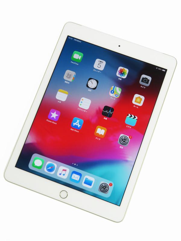 【Apple】【docomoのみ】アップル『iPad 第5世代 Wi-Fi + Cellular 32GB docomo』MPG42J/A タブレット 1週間保証【中古】b05e/h12AB