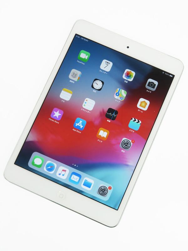 【Apple】【auのみ】アップル『iPad mini 2 Wi-Fi + Cellular 16GB au』ME814J/A タブレット 1週間保証【中古】b02e/h03AB