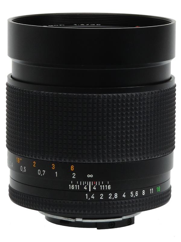 【CONTAX】コンタックス『Distagon T* 35mm F1.4 MM』Y/C カールツァイス 一眼レフカメラ用レンズ 1週間保証【中古】b03e/h15B