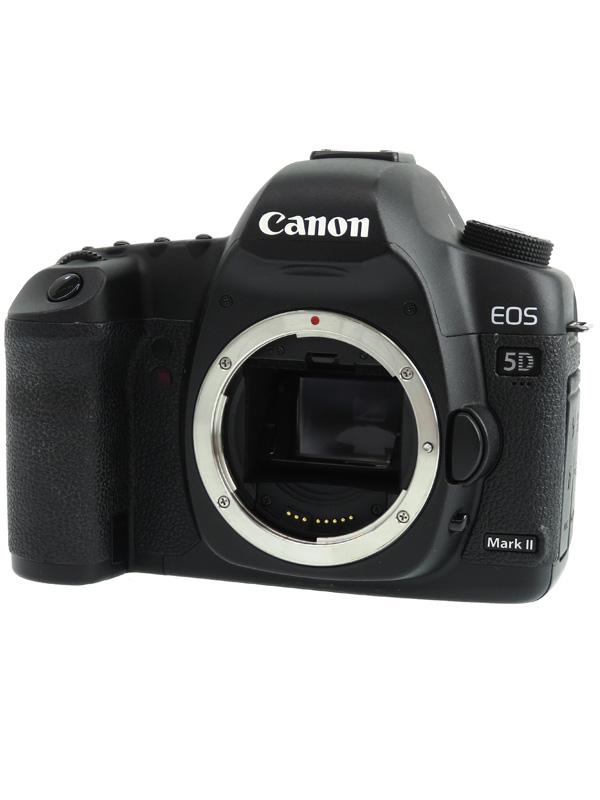 【Canon】キヤノン『EOS 5D Mark IIボディー』EOS5DMK2 2230万画素 フルサイズ CFカード デジタル一眼レフカメラ 1週間保証【中古】b03e/h07AB