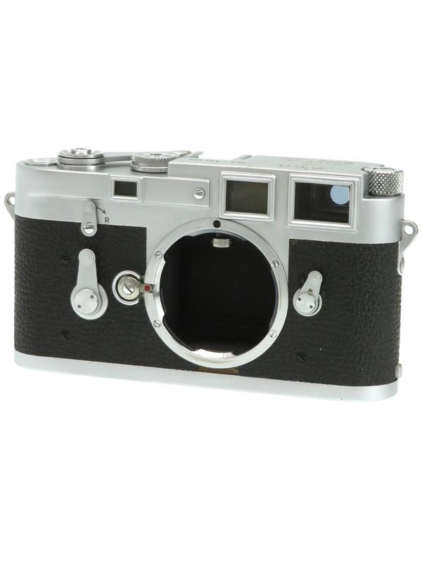 【Leica】ライカ『LEICA M3 初期』83万番台 35mmフィルム Mマウント レンジファインダーカメラ 1週間保証【中古】b03e/h10BC