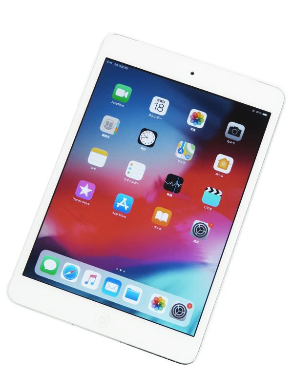 【Apple】【SoftBankのみ】アップル『iPad mini 2 Wi-Fi + Cellular 32GB SoftBank』ME824J/A タブレット 1週間保証【中古】b03e/h15BC
