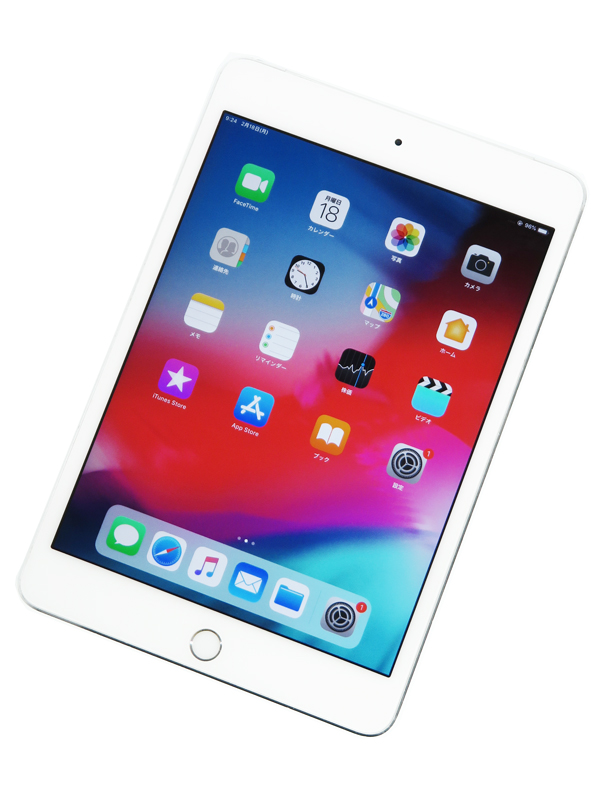 【Apple】【docomoのみ】アップル『iPad mini 4 Wi-Fi + Cellular 16GB docomo』MK702J/A タブレット 1週間保証【中古】b03e/h08B