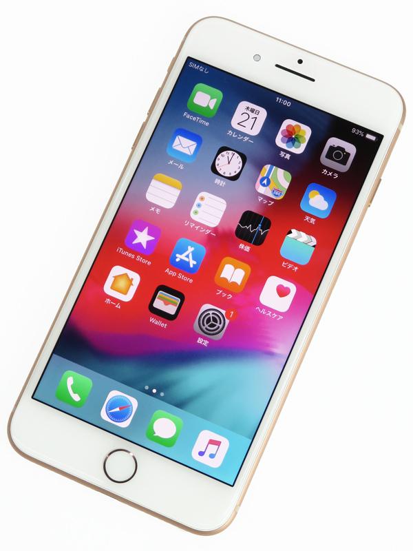 【Apple】【Softbankのみ】アップル『 iPhone8 Plus 64GB Softbank』NQ9M2J/A スマートフォン 1週間保証【中古】b06e/h17A