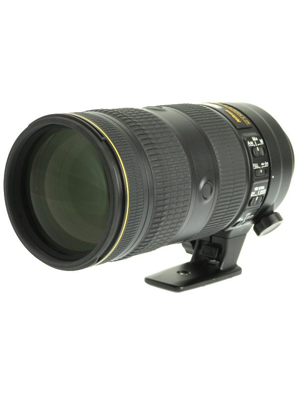 【Nikon】ニコン『AF-S NIKKOR 70-200mm f/2.8E FL ED VR』FXフォーマット デジタル一眼レフカメラ用レンズ 1週間保証【中古】b03e/h20AB