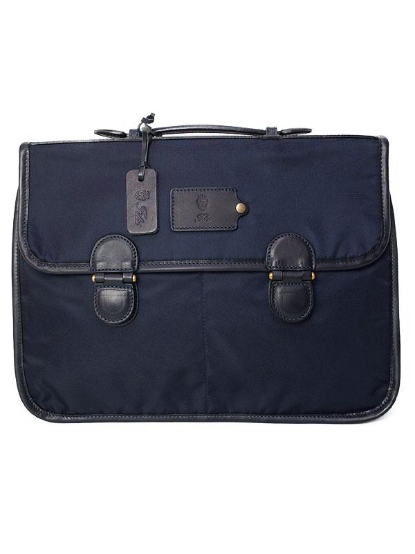 【Felisi】フェリージ『ナイロン ブリーフケース』1746 メンズ ビジネスバッグ 1週間保証【中古】b03b/h12SA