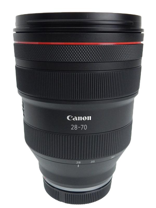 【Canon】キヤノン『RF28-70mm F2L USM 』RF28-7020L 防塵・防滴 大口径レンズ SWC ASC レンズ 1週間保証【中古】b02e/h13SA