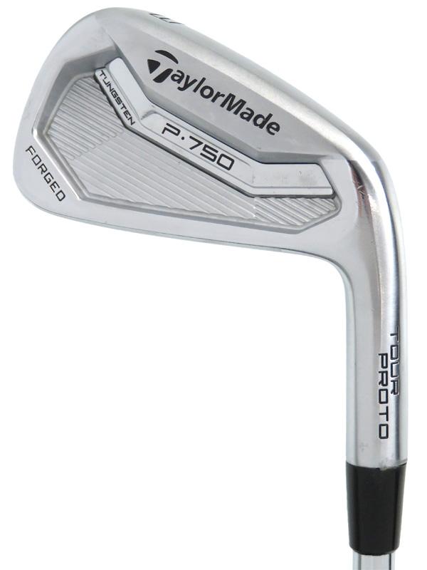 【TaylorMade Golf】テーラーメイドゴルフ『P750 TOUR PROTO アイアン #3 N.S.PRO MODUS3 TOUR105』右利き フレックスX ゴルフクラブ 1週間保証【中古】b06e/h17B