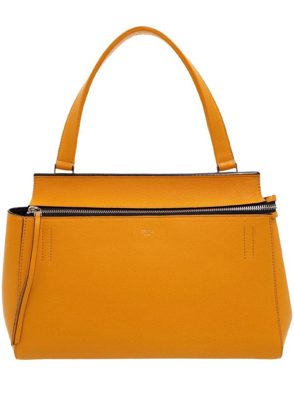 【CELINE】セリーヌ『エッジ スモール』174013 レディース ハンドバッグ 1週間保証【中古】b01b/h22A