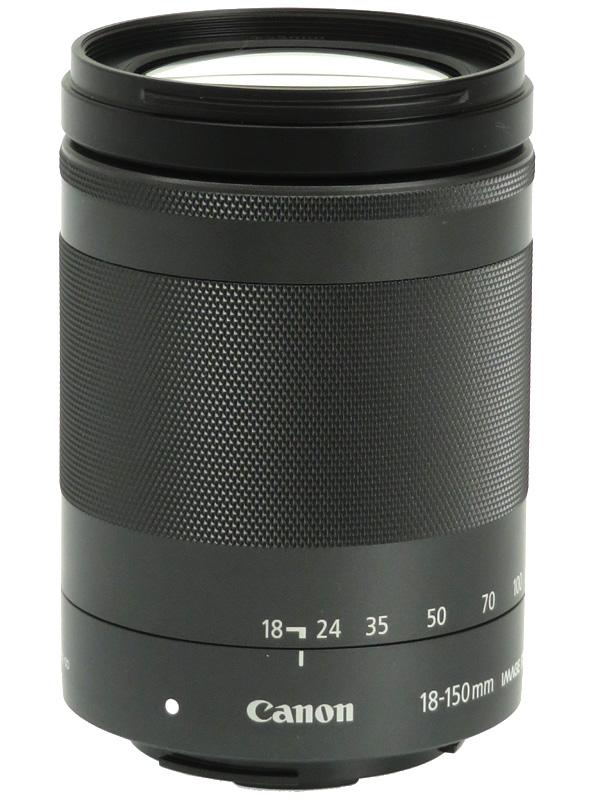 【Canon】キヤノン『EF-M18-150mm F3.5-6.3 IS STM』EF-M18-150ISSTM 高倍率ズーム ミラーレス一眼カメラ用レンズ 1週間保証【中古】b06e/h17AB