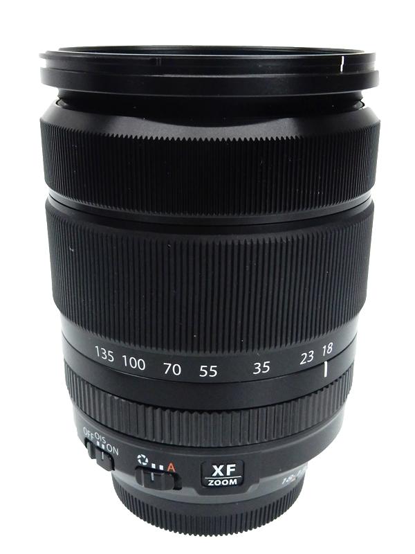 【FUJIFILM】富士フイルム『FUJINON XF18-135mm F3.5-5.6 R LM OIS WR』F XF18-135 F3.5-5.6 OIS WR レンズ 1週間保証【中古】b02e/h03AB