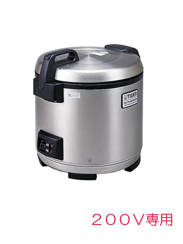 タイガー『業務用炊飯ジャー 炊きたて』JNO-B360-XS ステンレス 2升炊き 200V専用 炊飯器 1週間保証【中古】b00e/b00SA