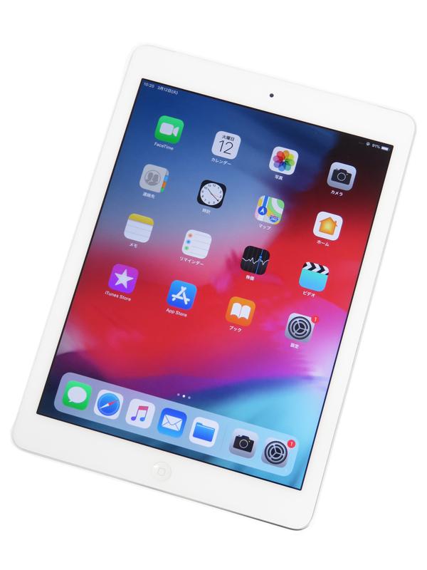 【Apple】【SoftBankのみ】アップル『iPad Air Wi-Fi + Cellular SoftBank 16GB』MD794J/A タブレット 1週間保証【中古】b03e/h07AB