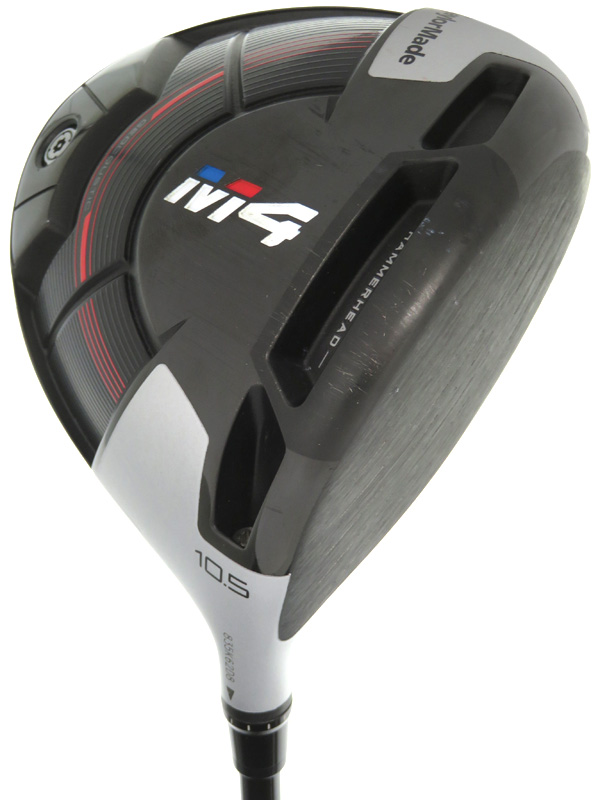 【TaylorMade Golf】テーラーメイドゴルフ『M4 ドライバー 10.5° FUBUKI TM5 フレックスS』右利き ゴルフクラブ 1週間保証【中古】b05e/h10AB