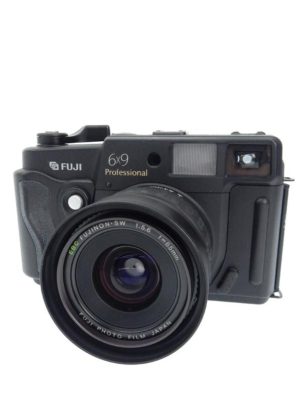 フジフィルム『GSW690III Professional』#jp21111 65/5.6 6×9 レンジファインダーカメラ 1週間保証【中古】b03e/h07B