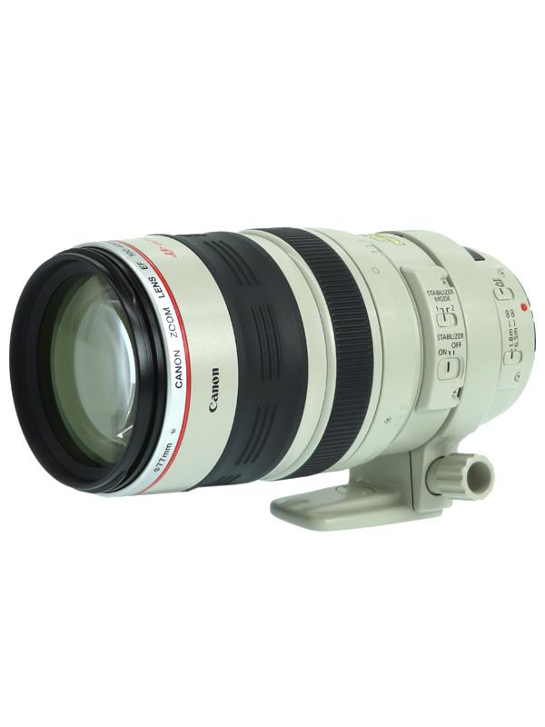【Canon】キヤノン『EF100-400mm F4.5-5.6L IS USM』EF100-400LIS 高画質望遠ズーム 手ブレ補正 一眼レフカメラ用レンズ 1週間保証【中古】b05e/h10B