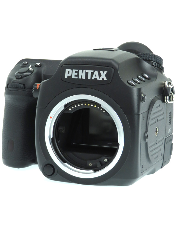 【PENTAX】ペンタックス『PENTAX 645Dボディ』4000万画素 SDHC 中判デジタル一眼レフカメラ 1週間保証【中古】b05e/h22AB