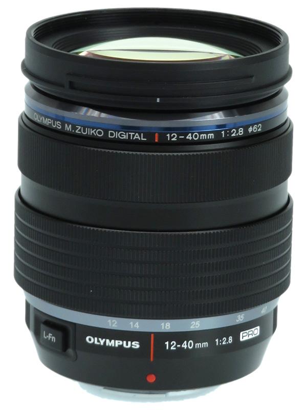 【OLYMPUS】オリンパス『M.ZUIKO DIGITAL ED 12-40mm F2.8 PRO』24-80mm相当 デジタル一眼カメラ用レンズ 1週間保証【中古】b02e/h03AB
