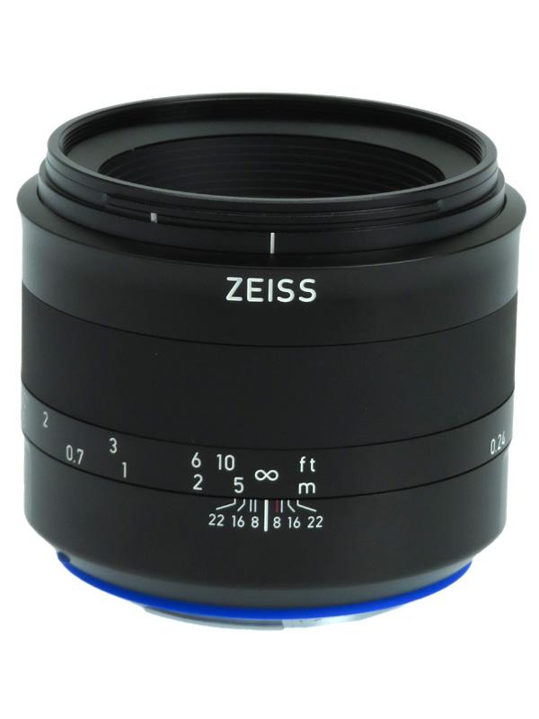 【Carl Zeiss】カールツァイス『ZEISS Milvus 2/50M ZE』キヤノンEFマウント 一眼レフカメラ用レンズ 1週間保証【中古】b02e/h03AB