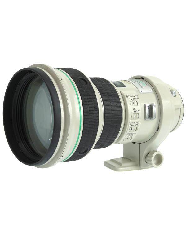 【Canon】キヤノン『EF400mm F4 DO IS USM』EF40040DIS 超望遠単焦点 一眼レフカメラ用レンズ 1週間保証【中古】b03e/h10B
