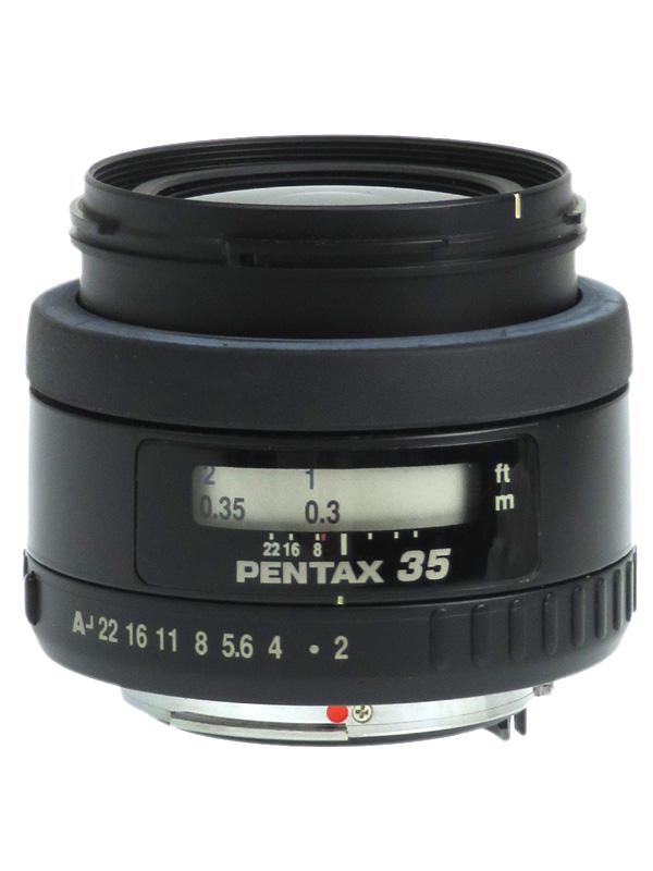 【PENTAX】ペンタックス『smc PENTAX-FA 35mmF2AL』一眼レフカメラ用レンズ 1週間保証【中古】b03e/h20B