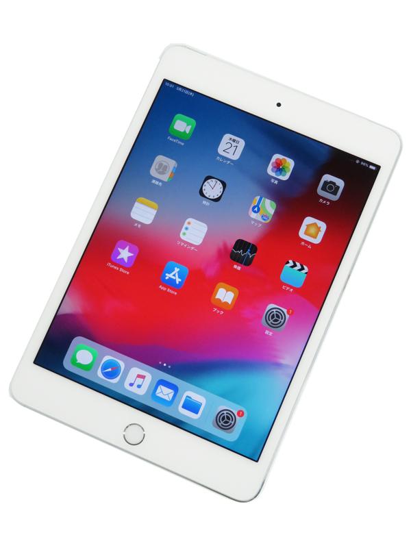 【Apple】【Softbankのみ】アップル『iPad mini 4 Wi-Fi + Cellular 64GB Softbank』MK732J/A タブレット 1週間保証【中古】b05e/h12B