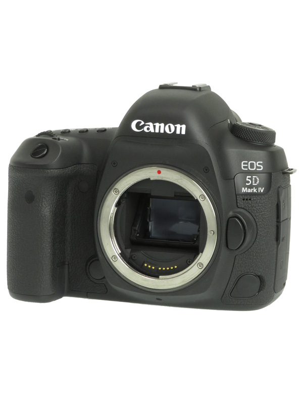 【Canon】キヤノン『EOS 5D Mark IV ボディー』3040万画素 フルサイズ 4K動画 CF/SDXC デジタル一眼レフカメラ 1週間保証【中古】b02e/h19AB