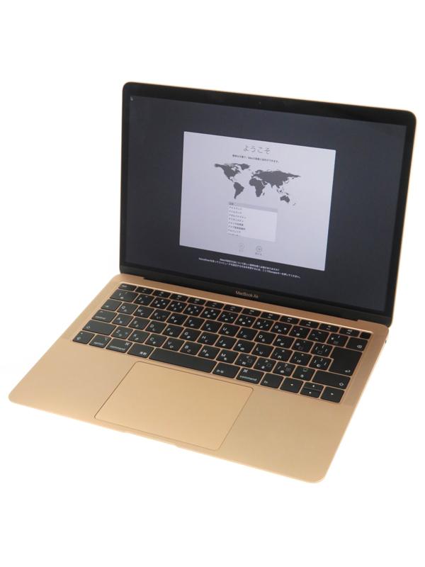 【Apple】アップル『MacBook Air 1600/13.3』MREE2J/A Late 2018 ノートパソコン 1週間保証【中古】b02e/h03A