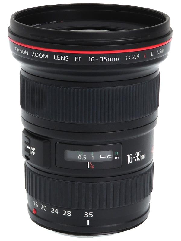 【Canon】キヤノン『EF16-35mm F2.8L II USM』EF16-35L2 超広角ズーム 一眼レフカメラ用レンズ 1週間保証【中古】b06e/h17AB