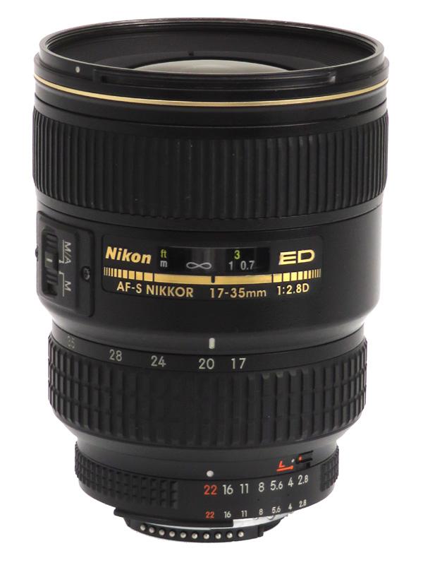 【Nikon】ニコン『AI AF-S Zoom-Nikkor 17-35mm f/2.8D IF-ED』広角ズーム 一眼レフカメラ用レンズ 1週間保証【中古】b02e/h02B