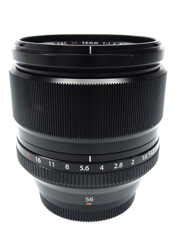 【FUJIFILM】富士フイルム『FUJINON XF56mmF1.2 R』85mm相当 中望遠 ミラーレス一眼カメラ用レンズ 1週間保証【中古】b03e/h14B