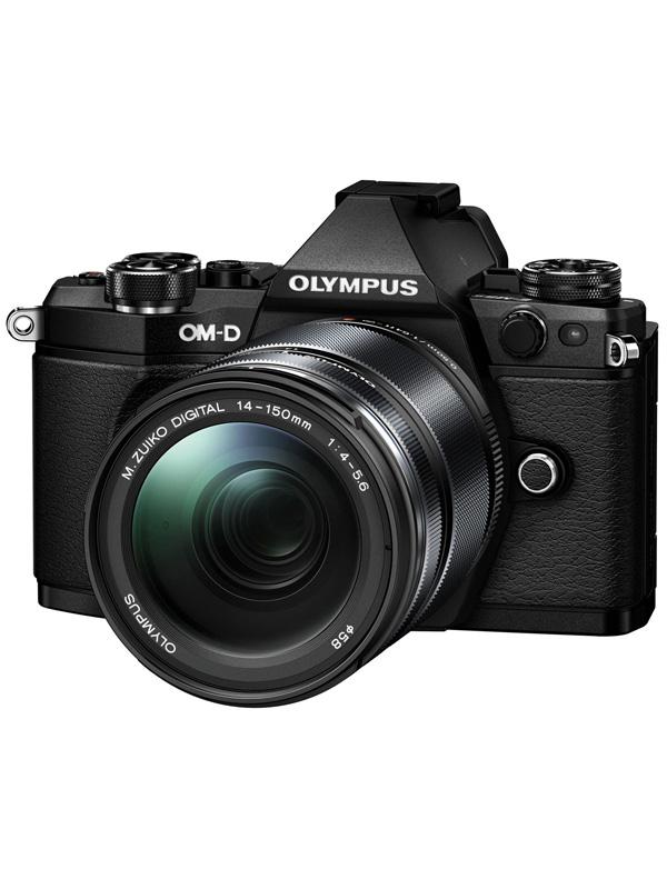 【OLYMPUS】オリンパス『OLYMPUS OM-D E-M5 Mark II 14-150mm II レンズキット』ブラック ミラーレス一眼カメラ 1週間保証【中古】b02e/h04S