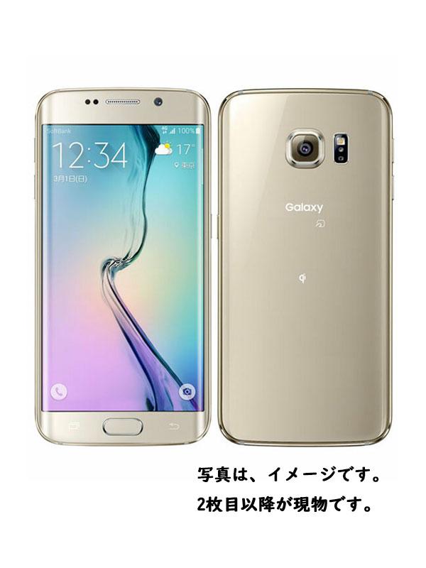【SAMSUNG】【ギャラクシー】【docomoのみ】サムスン『Galaxy S6 32GB docomo ゴールドプラチナ』SC-05G 2015年4月発売 スマートフォン 1週間保証【中古】b03e/h08B