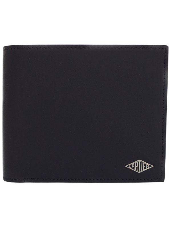 【Cartier】カルティエ『ルイ カルティエ ワレット』L3001407 メンズ 二つ折り短財布 1週間保証【中古】b06b/h13SA