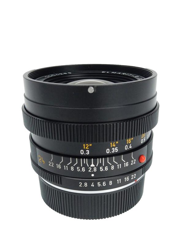 【Leica】ライカ『ELMARIT-R 24mm F/2.8』ライカRマウント系 レンズ 1週間保証【中古】b02e/h19AB