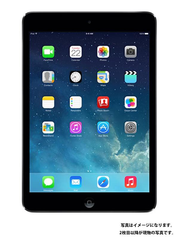 【Apple】【docomoのみ】アップル『iPad mini Wi-Fi + Cellular 32GB docomo スペースグレイ』ME820J/A タブレット 1週間保証【中古】b03e/h11AB