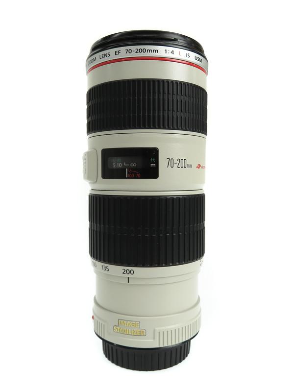 【Canon】キヤノン『EF70-200mm F4L IS USM』EF70-20040LIS レンズ 1週間保証【中古】b03e/h20AB