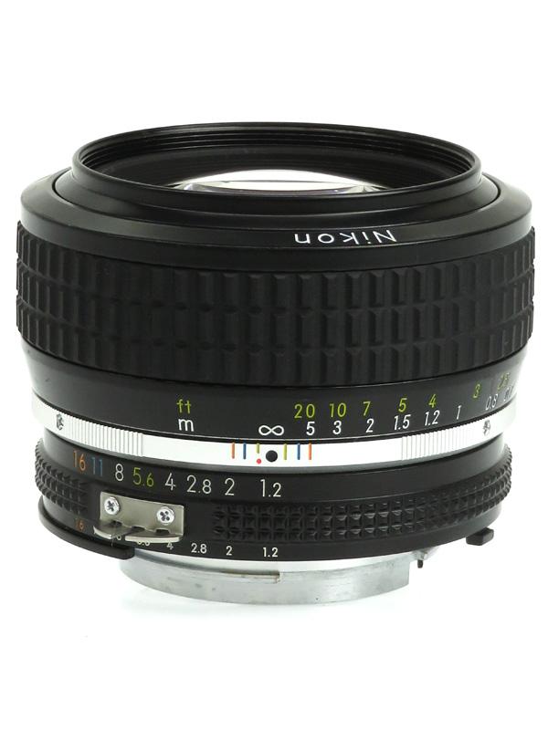 【Nikon】ニコン『AI Nikkor 50mm f/1.2S』FXフォーマット 標準 一眼レフカメラ用交換レンズ 1週間保証【中古】b03e/h11B
